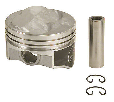 40 Sealed Power//Federal Mogul Chevy 396 Cast Aluminum Pistons+Rings Kit 1965-69