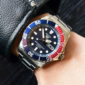 1e36bed0ca3 SEIKO 5 SNZF15J1 Sports Automatic Men s Watch Stainless Steel 42mm ...