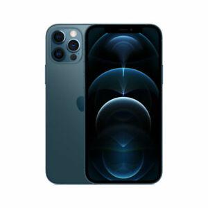 Apple iPhone 12 PRO - 256GB - Pazifikblau - 🔥 NEU & OVP 🔥 OHNE VERTRAG - WOW