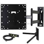 Articulating Tilt TV Wall Mount 23 24 26 32 37 39 42 LED LCD+DVD DVR Bracket WO3