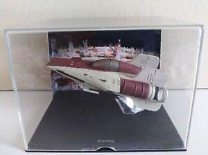 Star Wars. Miniatura Nave A-wing, Nueva. De Planeta Agostini Forme éLéGante