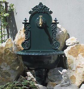Antik Waschbecken Wandwaschbecken Gartenwaschbecken Wandbrunnen 75