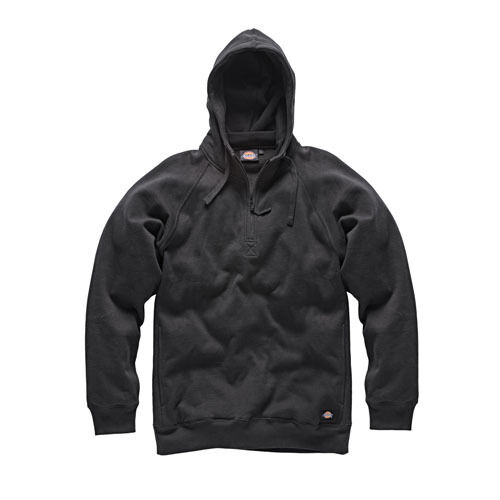 9b28ab43697da0 Dickies Mens Elmwood Hoody Hooded Sweatshirt Black Sh11900 XXXL for ...