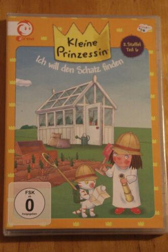 1 von 1 - Kleine Prinzessin (2012) DVD Neu & OVP Ich will den Schatz finden 2.St. Teil 6