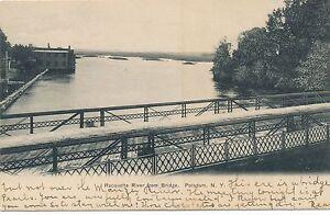 POTSDAM-NY-Racquette-River-from-Bridge-udb-pre-1908