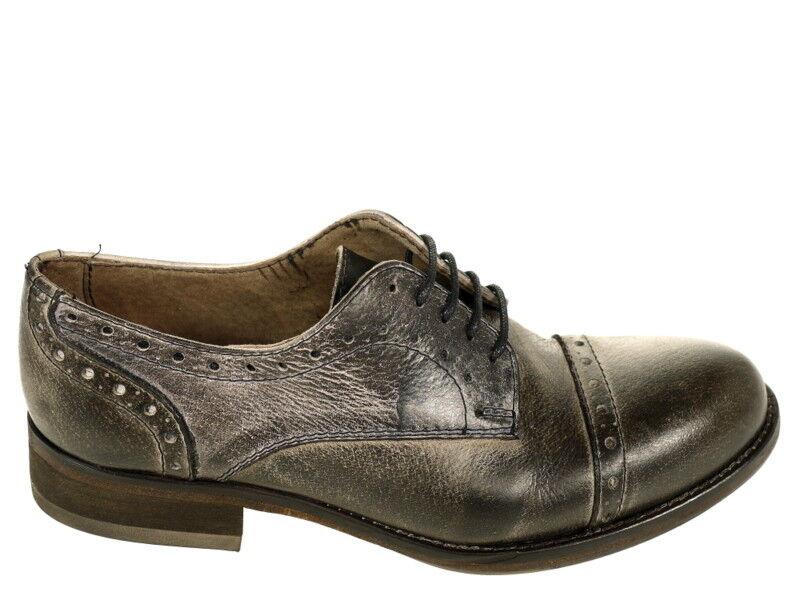 Cavallini Schuhe und Halbschuh 5200 Gr. 41 Original Neu und Schuhe OVP grün grau ffac7c