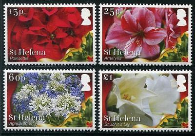 Weihnachten & Feiertage Helena Holly Weihnachtsstern Aggressiv Christmas 2017 Blumen 4er Set Mnh Briefmarken Stk Motive