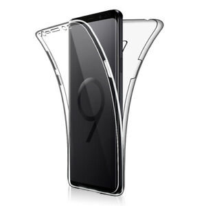 SDTEK-Case-for-Samsung-Galaxy-S9-Plus-360-Full-Cover-Silicone-Front-Back