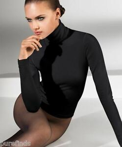 IN BLACK SIZE XS WOLFORD PORTLAND PULLOVER TOP 51161 new in box also Meghan