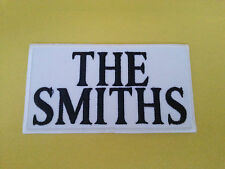 PUNK ROCK HEAVY METAL MUSIC SEW ON / IRON ON PATCH:- THE SMITHS