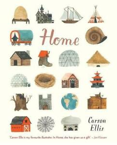 Home-by-Ellis-Carson-NEW-Book-FREE-amp-FAST-Delivery-Paperback