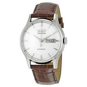 Tissot-Heritage-Visodate-Automatic-Silver-Dial-Mens-Watch-T019-430-16-031-01