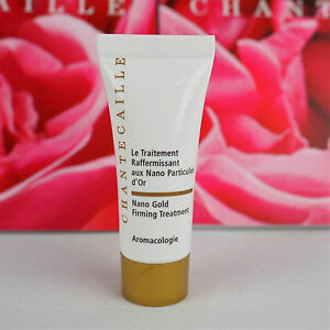 NEW-TRAVE-SIZE-SAMPLE-Chantecaille-Nano-Gold-Firming-Treatment-0-27oz-8ml