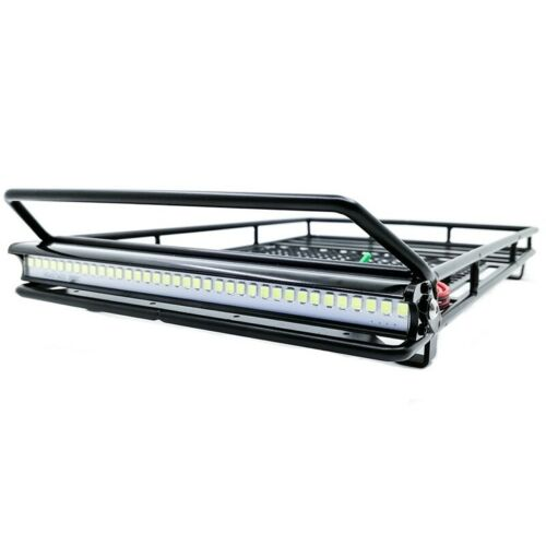 Galerie De Toit Bagages Support Kit Pour 1//10 RC Crawler voiture Traxxas TRX4 Ford Bronco