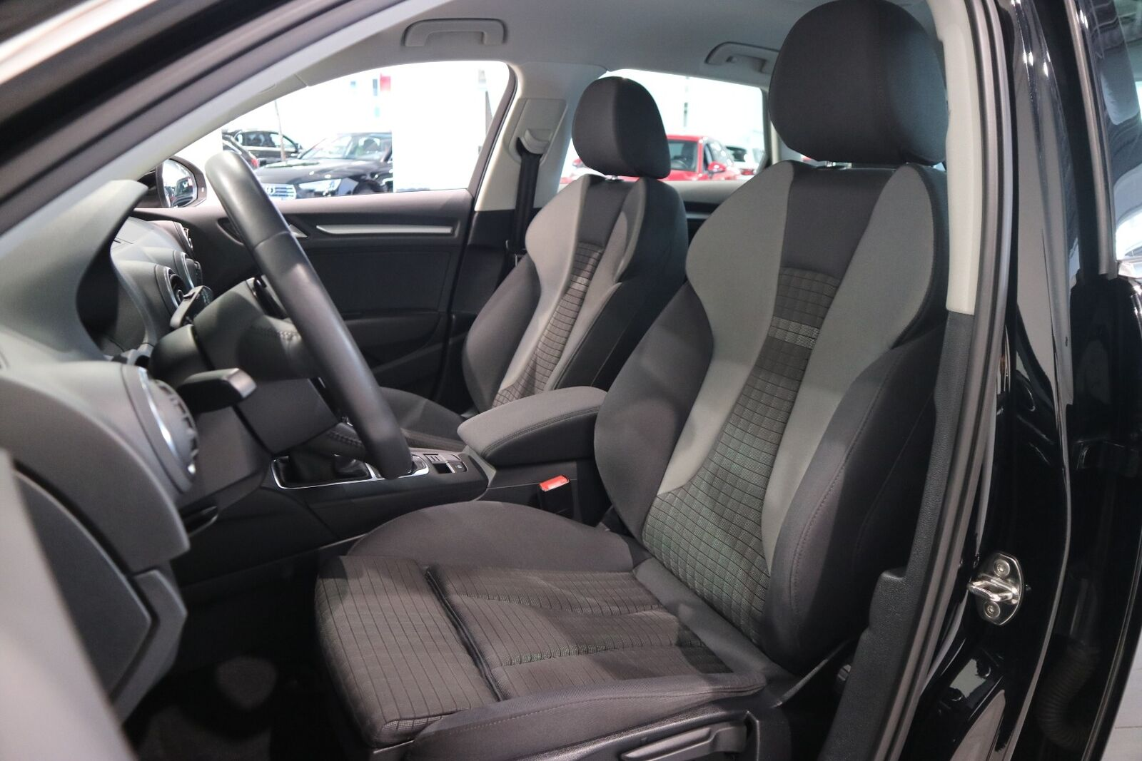 Audi A3 1,6 TDi Ambition Sportback - billede 9