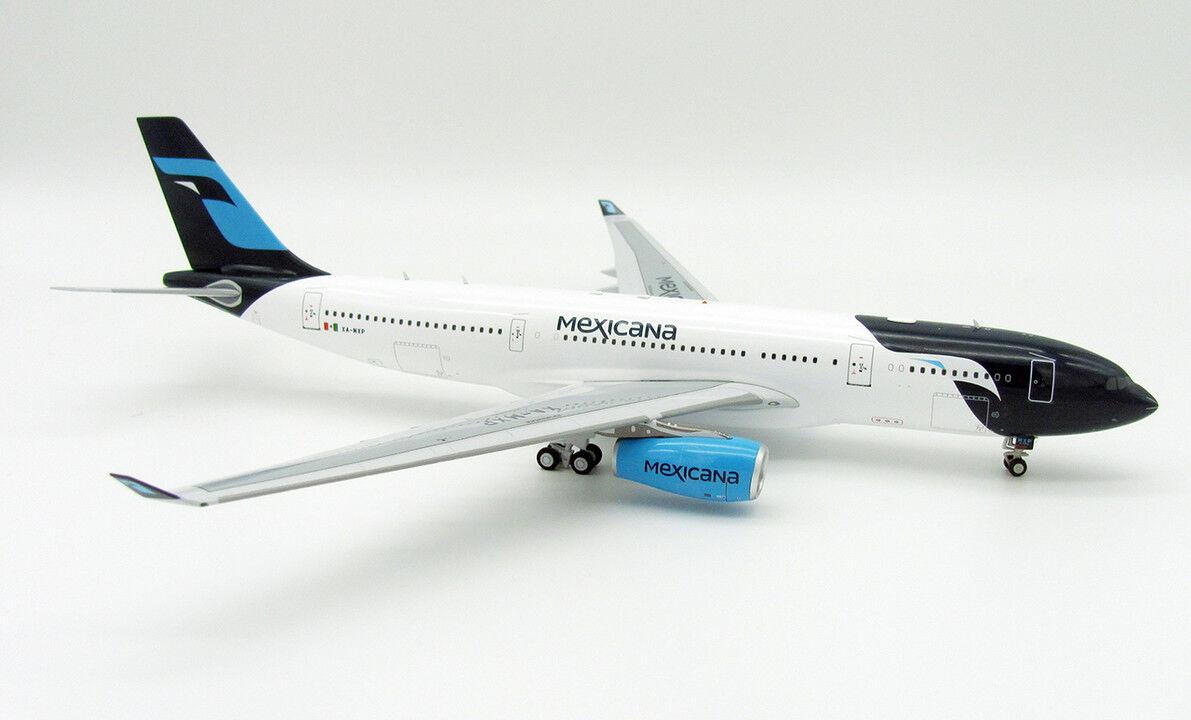 INFLUENZA 200 IF332MEX0717 1 200 MEXIANA A330-200 XA-MXP CON STe