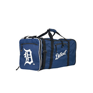 e0a68a645a Image is loading Detroit-Tigers-Duffel-Bag-034-Steal-034-Official-