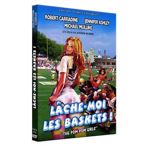 LACHE-MOI-LES-BASKETS-DVD-VF-avec-Robert-Carradine
