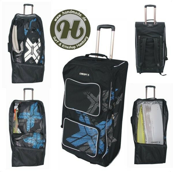 Concept X Split Bag L Kitebag Kite Boardbag Bag Kiteboard Splitboard Reisetasche