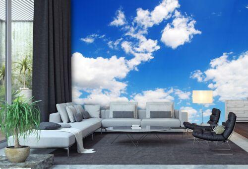 Wand Tapete Fototapete Himmel mit Wolken M 250 x 175 cm 5 Teile Fototapeten
