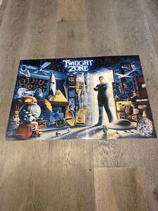 Twilight Zone Pinball Machine Backlight ORIGINAL