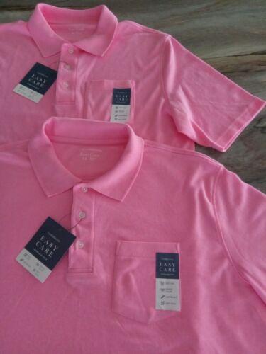 Men/'s Croft/&Barrow Pocket Polo Shirt