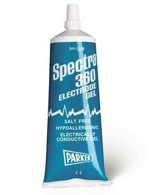 8.5 OZ SPECTRA 360 ELECTRODE CONDUCTIVE GEL ECG GEL (NEW)(FREE SHIPPING)