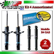 KIT 4 AMMORTIZZATORI BILSTEIN - Fiat Bravo I° 1.9 JTD Kw 77 Cv 105