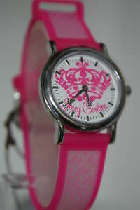 Juicy-Couture-Pink-Rubber-Trendy-Watch-1900618-Ladies-Gift
