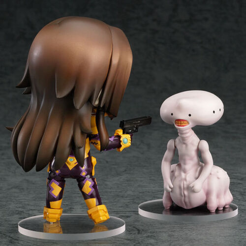 Nendoroid 293 Yui Takamura Muv-Luv Alternative Total Eclipse Anime Figure Japan