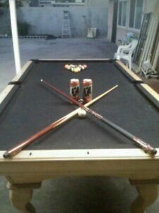 Image Is Loading Professional Olhausen 8 X 4 Pool Table