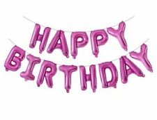 Letter Balloons Set Happy Birthday Foil Balloon Kids Party Birthday Décor16 Inch