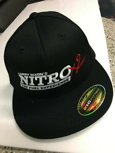 LARRY-DIXON-NITROX2-TOP-FUEL-EXPERIENCE-NOT-NHRA-210-Flexfit-Hat-NEW-6-7-8-7-1-4
