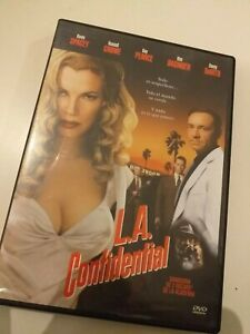 Dvd-L-A-CONFIDENTIAL-CON-KEVIN-SPACEY-RUSSEL-CROWE-KIN-BASINGER-DANNY-DVITO