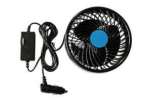 12V Auto Kühler Zigarettenanzünder Stecker Lüfter Ventilator Gebläse Klimaanlage