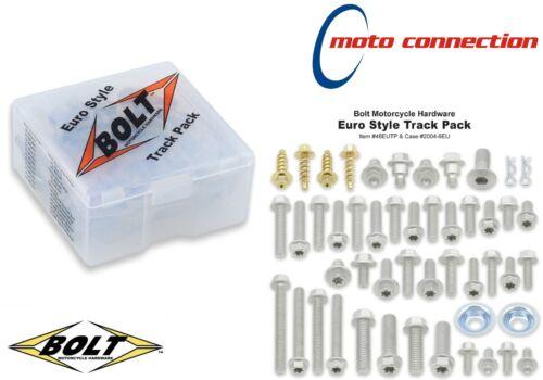 BOLT USA EURO TRACK PACK OEM TYPE BOLTS KTM SX65 SX85 SX125 SX250 2005