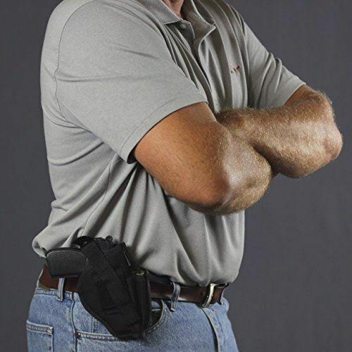 "Gun Holster HIP SPRINGFIELD XD M 4.5/"" BARREL 9MM 40MM 45 ACP SUB COMPACT #H6"
