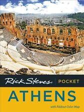 Rick Steves: Rick Steves Pocket Athens by Rick Steves (2017, Paperback, Revised)