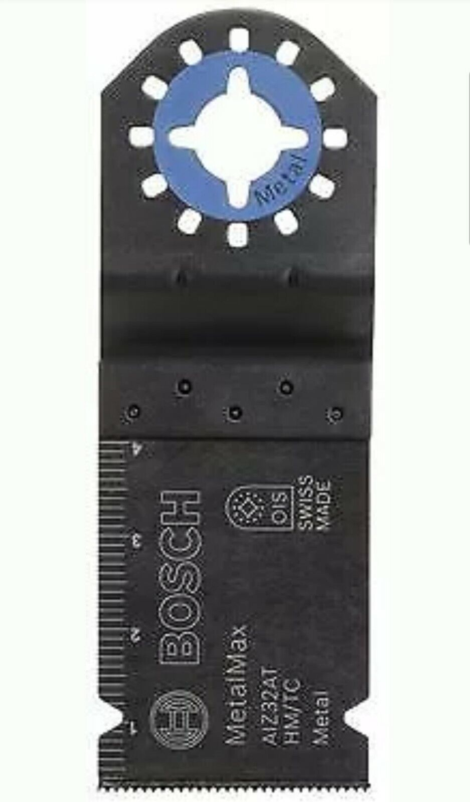 Bosch Professional Tauchs/ägeblatt Metall, f/ür Multifunktionswerkzeuge Starlock Plus, PAIZ 32 AT
