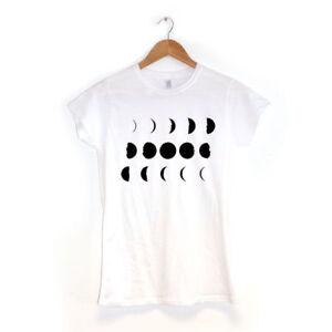 Fases-de-la-Luna-Camiseta-Mujer-Varios-Colores-Ciencia-Cosmologia