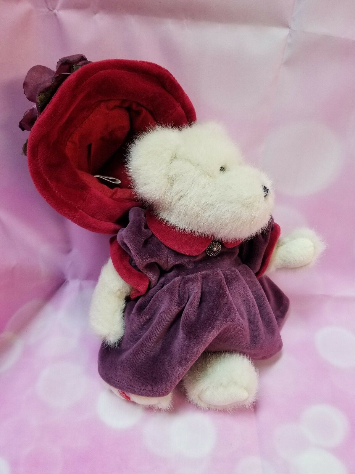 Boyds Bear 1364 1364 1364 Rare Collectible 1988-2004 Original The ROT Hat Society - BIN60 af6b7a