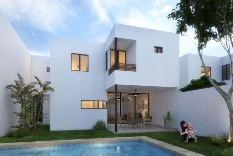 Casa en Venta en Muré Dzityá  en Yucatán,  3 Recámaras