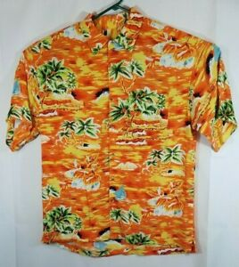 8c0fd14c Image is loading Jack-Hollywood-Mens-Short-Sleeve-Hawaiian-Shirt-XL-