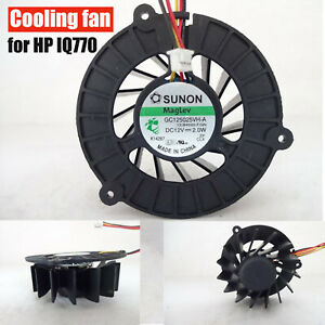 1PC-SUNON-Laptop-Luefter-CPU-Cooling-fan-GC125025VH-A-12V-2-0W-3-Pin-Fuer-HP-IQ770