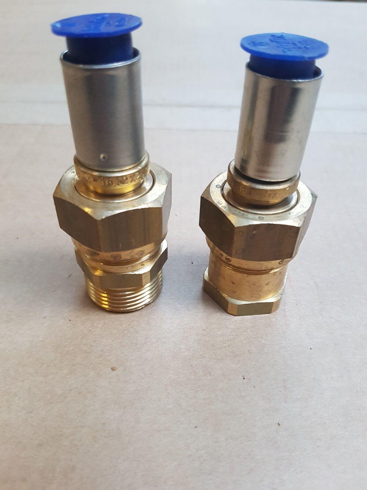 Angebot Kan-therm Press Fitting PPSU Kupplung reduziert K-070073 25 x 26 mm Neu