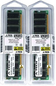A-Tech-2GB-2-x-1GB-PC3200-DDR-400-MHz-Desktop-DDR1-DIMM-184-Pin-Memory-RAM-2G-1G