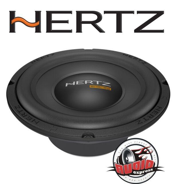 Hertz Ça F20.5 20cm Exta Plat Basse, Subwoofer, Haut-Parleur 600Watt Neuf