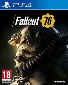 Fallout 76 ps4 - DESCARGA - SECUNDARIA - Digital - GARANTIA - Leer Descripcion