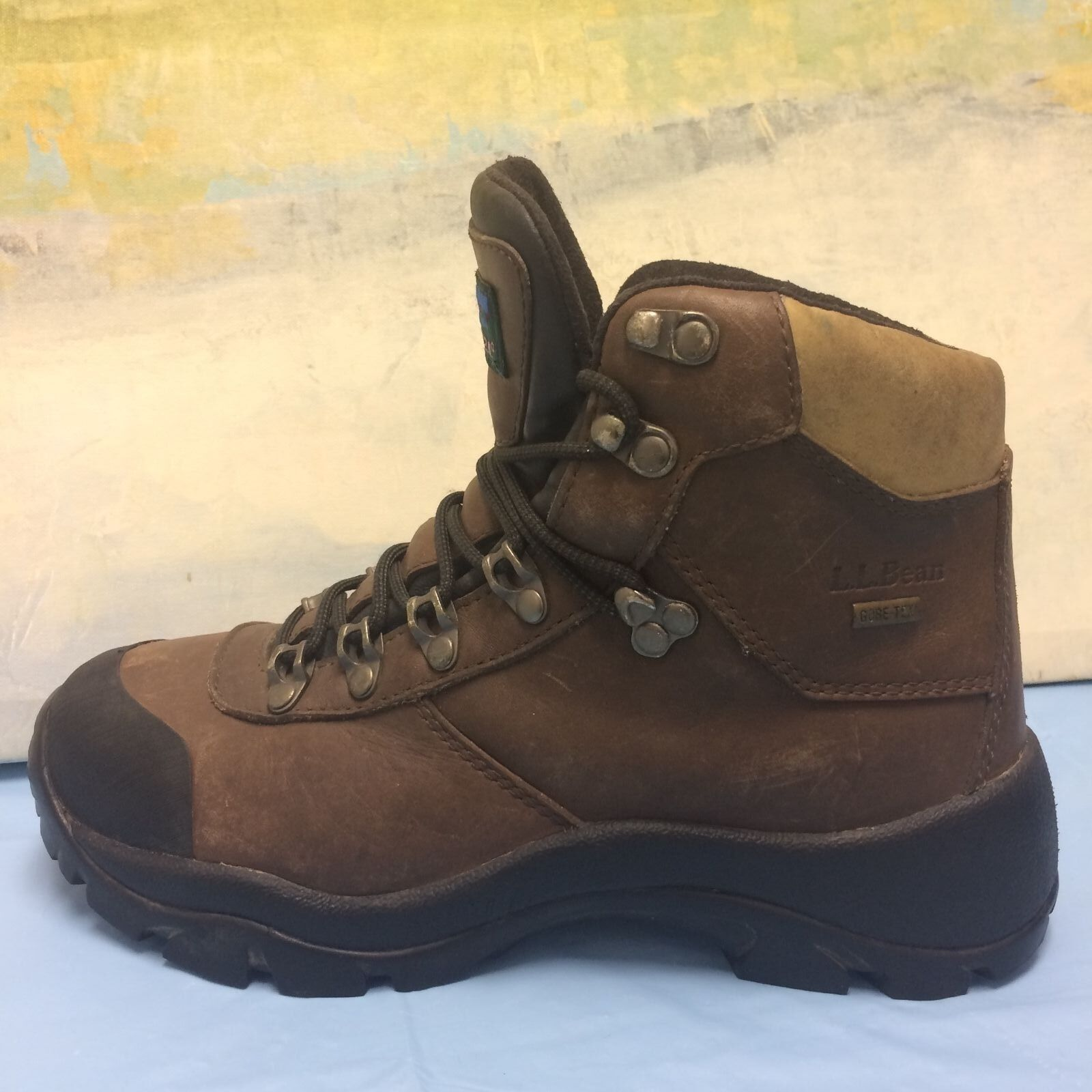 L.L.Bean goretex Damens boot Größe 8.5 medium 05330