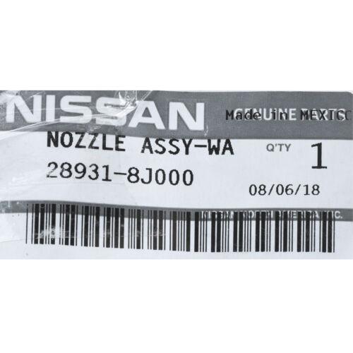 2002-2006 Nissan Altima Left Driver Windshield Washer Jet Nozzle OEM NEW